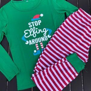 Christmas Pajamas Size XXL